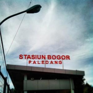 Stasiun Paledang